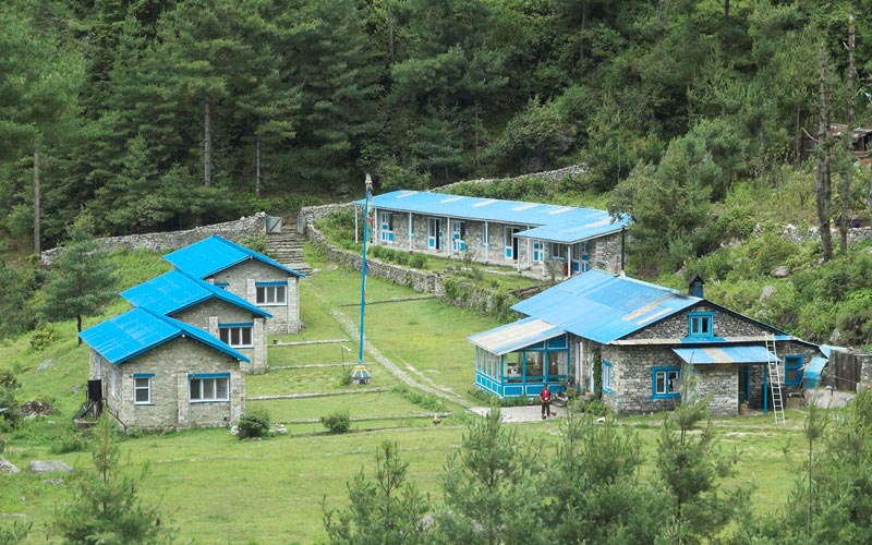 Himalayan Chain Resorts - Phakding